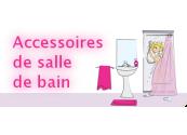 Accessoires salle de bain personnalisés