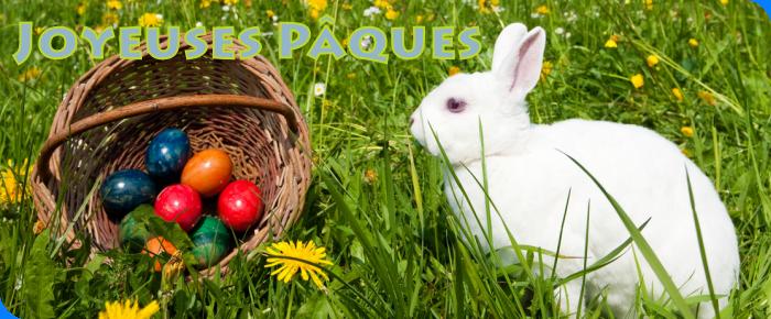 Joyeuses Pâques - 5 avril 2015