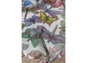 Foulard Papillons