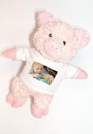 Peluche Cochon Pinky [x]
