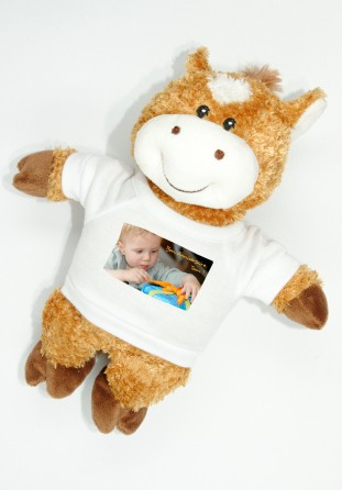 Peluche Cheval Lucky [x]