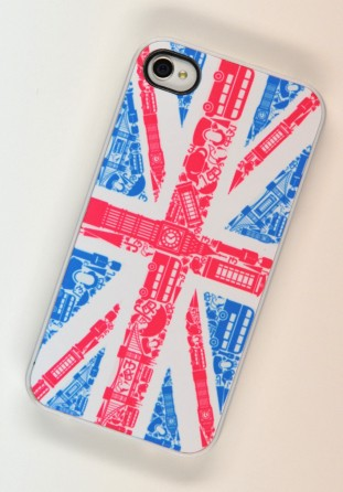 Coque iPhone blanc [x]