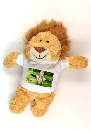 Peluche Lion Cassidy [x]