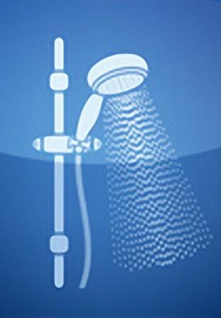Rideau de douche personnalisé 90cm [x]