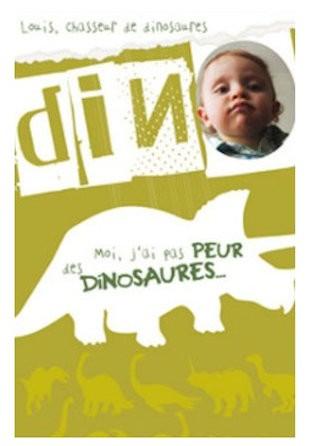 Housse de couette personnalisable Dino