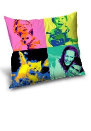 Coussin Pop Art 40x40