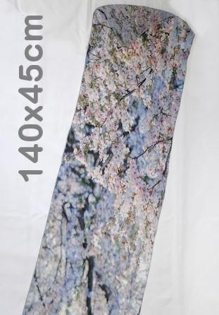 Foulard écharpe personnalisé avec photos