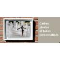 Cadres photo personnalisés