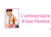Cadeau personnalisé anniversaire femme