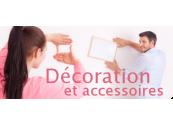 Décoration et accessoires personnalisés